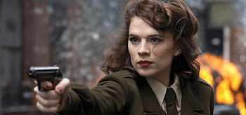 Hayley Atwell Captain America The First Avenger
