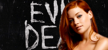 Jane Levy Evil Dead Logo