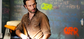 Andrew Lincoln The Walking Dead Clear