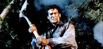 Bruce Campbell Evil Dead 2
