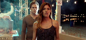 Jennifer Carpenter Michael C. Hall Dexter Surprise Motherfucker