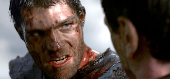 Liam McIntyre Spartacus War of the Damned Victory