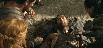 Liam McIntySpartacus War of the Damned Victory
