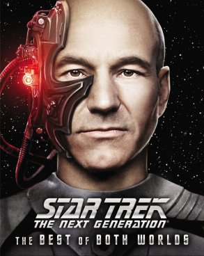 Star Trek The Next Generation The Best of Both Worlds Bluray