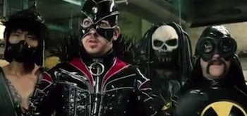 Christopher Mintz-Plasse Kick-Ass 2