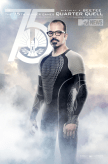 Jeffrey Wright 75th Hunger Games Quarter Quell District 2 Johanna movie poster