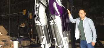 Bryan Singer Sentinel X-Men Days Of Future Past