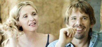 Ethan Hawke Julie Delpy Before Midnight