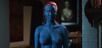 Jennifer Lawrence X-Men First Class