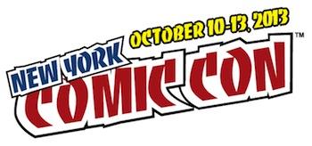 New York Comic Con 2013 Logo