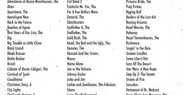 Alamo Drafthouses List of the 100 Best Films of All-Time