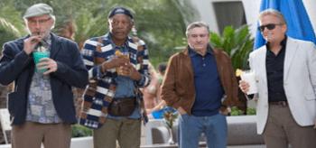 Robert DeNiro Kevin Kline Morgan Freeman Michael Douglas Las Vegas
