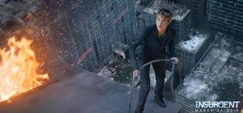 Shailene Woodley The Divergent Series Insurgent