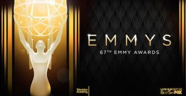 Primetime Emmy Awards 2015 Logo