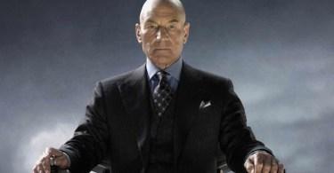 Patrick Stewart Professor Xavier X-Men