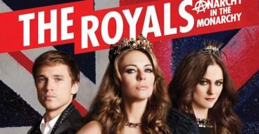 The Royals Season 1 TV show poster