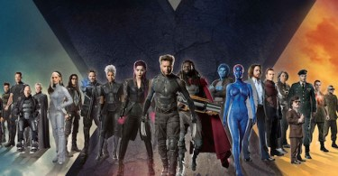 X-Men Cast Days of Future Past