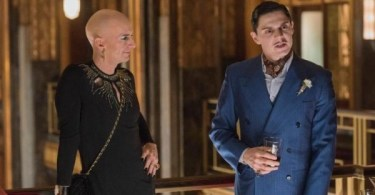 Denis O'Hare Evan Peters American Horror Story Be Our Guest