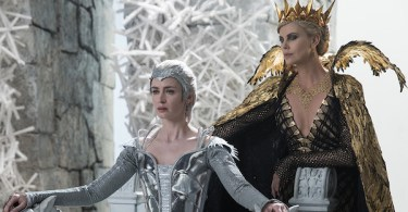 Charlize Theron Emily Blunt The Huntsman: Winter's War