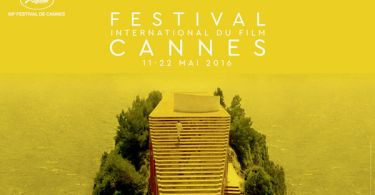 Cannes Film Festival 2016 Poster