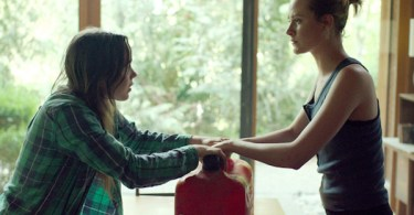 Ellen Page Evan Rachel Wood Gas Container Into the Forest