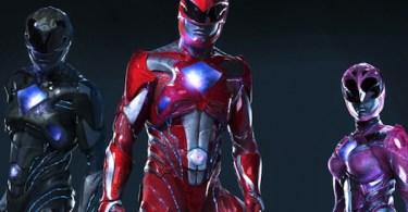 Power Rangers Suits Uniforms