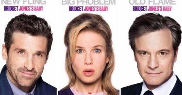 Bridget Jones Baby Movie Poster