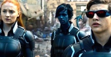 Sophie Turner Kodi Smit-McPhee Tye Sheridan X-Men Apocalypse