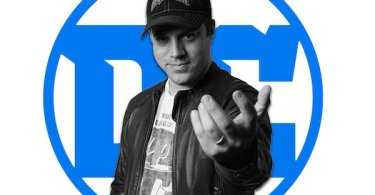 Geoff Johns DC Entertainment