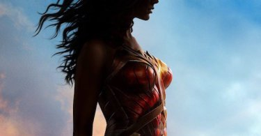 Wonder Woman First Official Poster