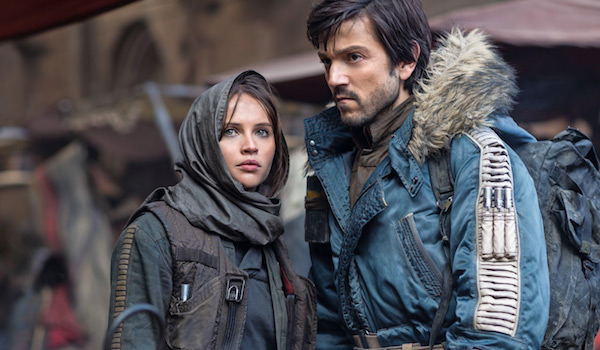 ROGUE ONE: A STAR WARS STORY (2016): New Images for the STAR WARS Prequel