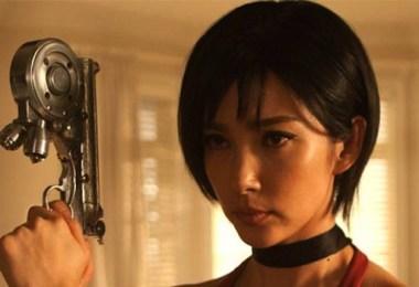 Li Bingbing Resident Evil Retribution