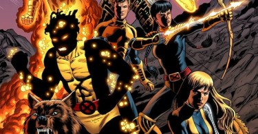 New Mutants Comic