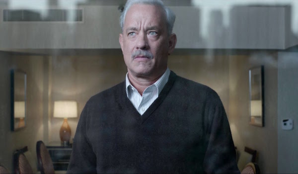 SULLY (2016) IMAX Movie Trailer: Landing in the Hudson was Tom Hanks' Only Option