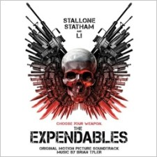 The Expendables – soundtrack