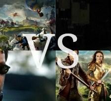 JACK vs OZ: pojedynek gigantów