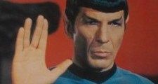 Teledyskowy Leonard Nimoy, czyli Spock jest spoko