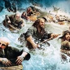 Hobbit – Pustkowie Smauga