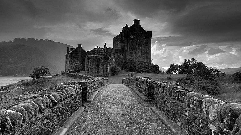 Zamek króla Henryka.
