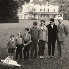 Fota #98 – Charlie z rodziną