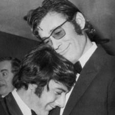 Fota #115 Dustin Hoffman & Peter O'Toole