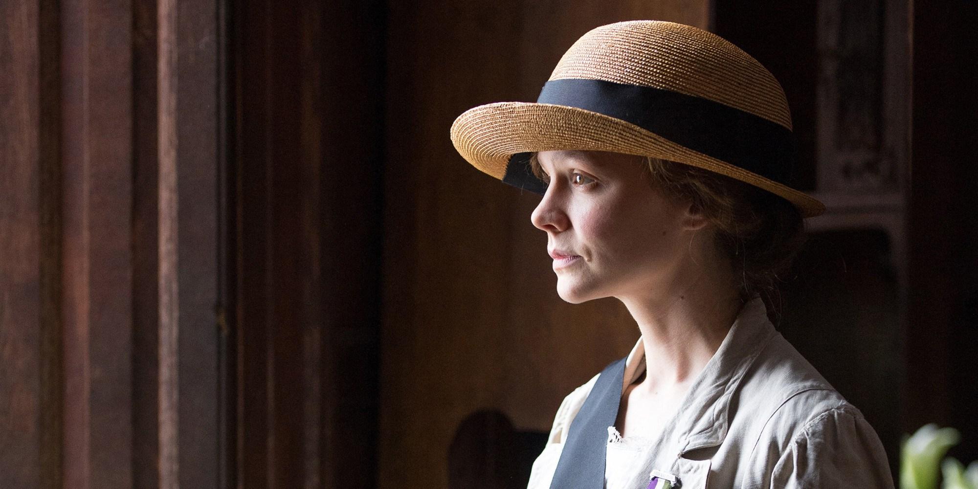 Carey Mulligan as Maud in SUFFRAGETTE