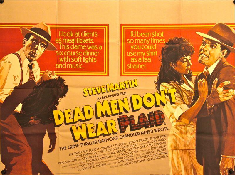 Dead Men Don't Wear Plaid Quad