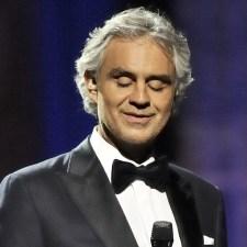 Andrea Bocelli w filmie o sobie samym