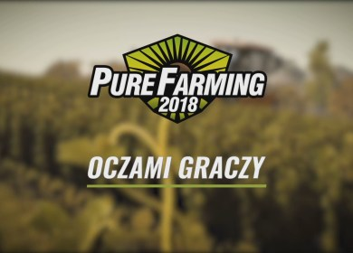 Gracze opowiadają o grze Pure Farming 2018