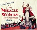 Miracle Woman Poster