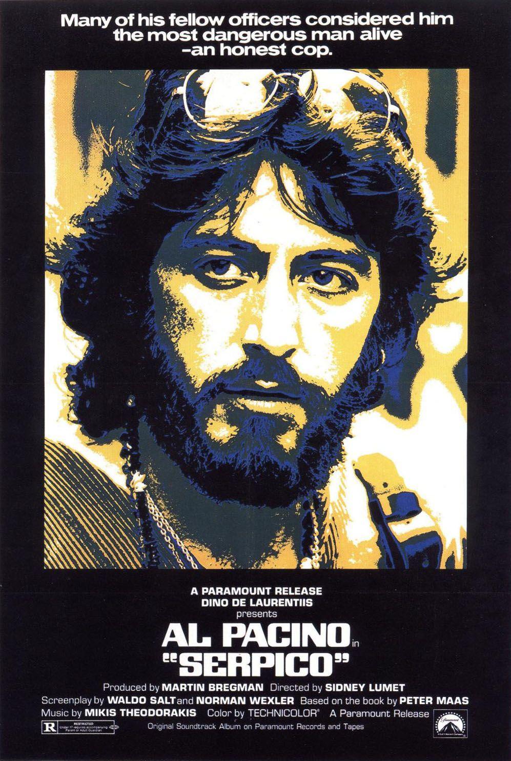 FilmFanatic.org » Serpico (1973)