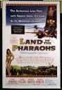 land-of-the-pharaohs-poster