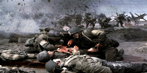 saving private ryan movie analysis In this essay, a detailed analysis of the ideas and methods that steven spielberg implemented in 'saving private ryan' will be provided basically, the.