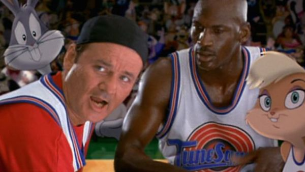 It's SPACE JAM Week!